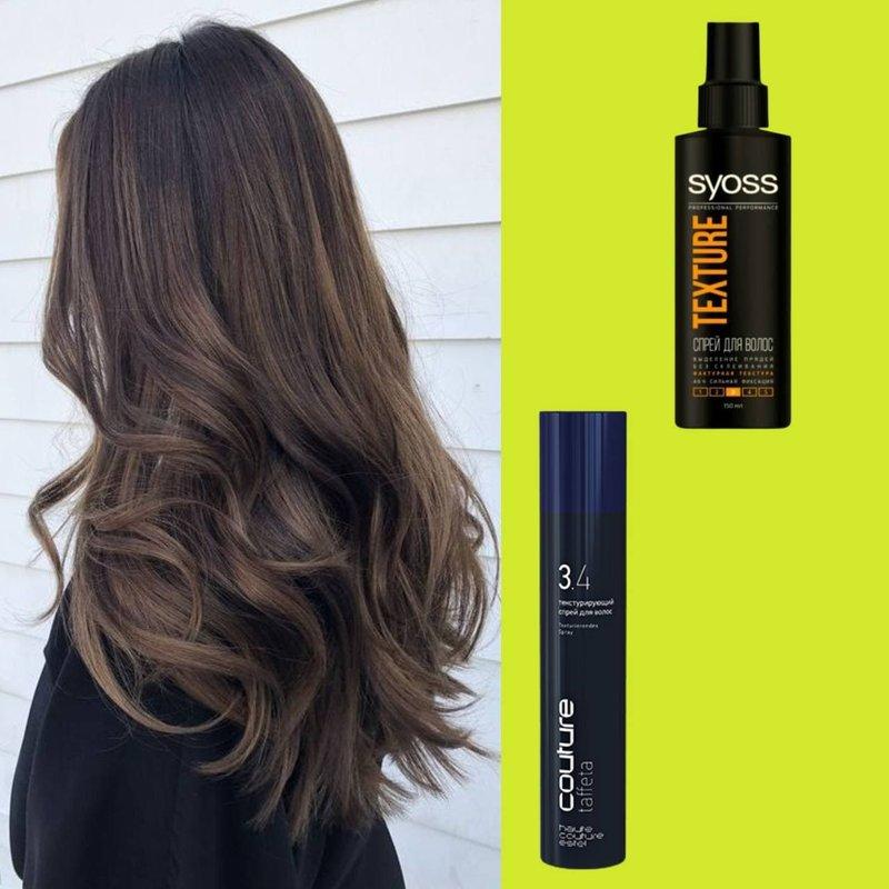 Текстурирующий спрей для волос