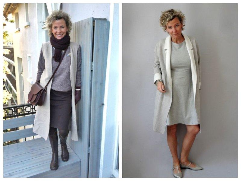 Как подобрать длину платья и пальто
