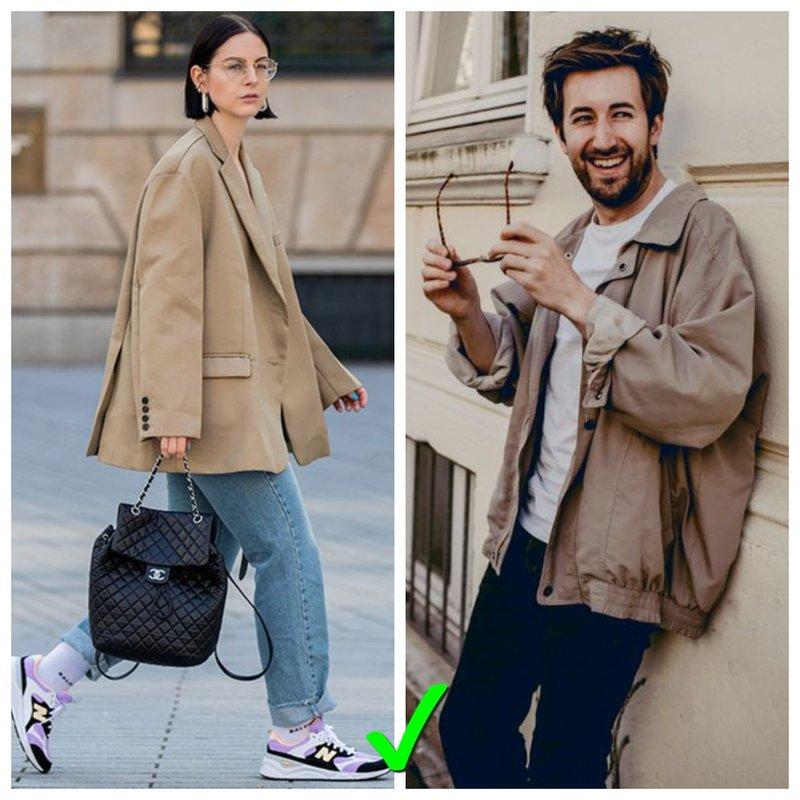 Как мужчине и женщине выбирать верхнюю одежду