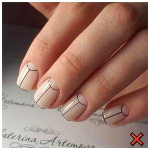 Линии на ногтях