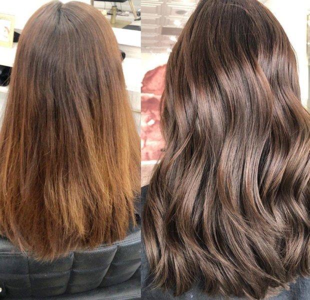 Домашнее окрашивание волос: ожидание - реальность
