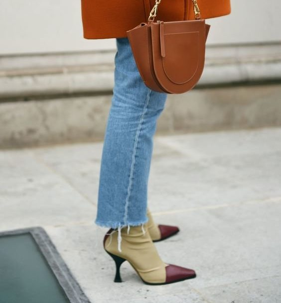 Подходящая длина брюк под ботинки