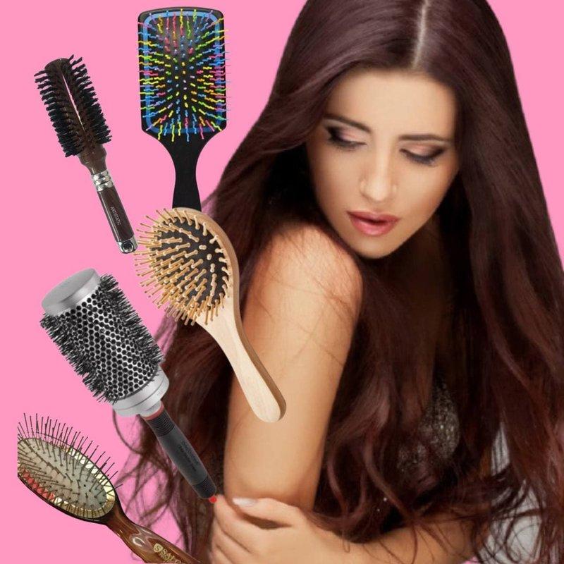 Расчески для длинных волос
