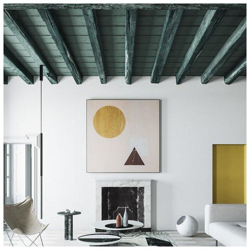 Оригинальный дизайн потолка