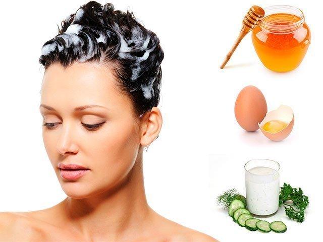 Маски для волос в домашних условиях для густоты и укрепления