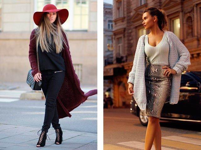 Модные кофты 2015 женские