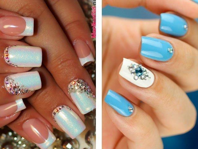 Современный дизайн ногтей 2016 фото новинки