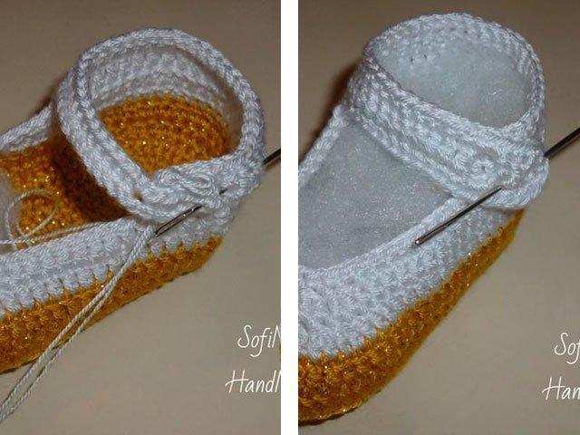 Вязание для новорожденных и малышей спицами и крючком