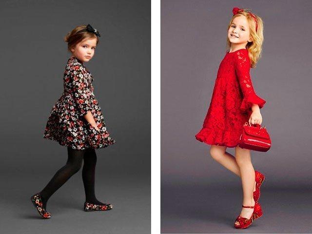 Платья на каждый день для девочек от 4 лет