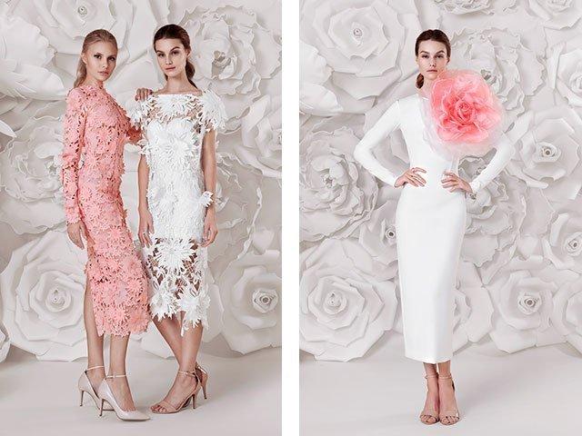 Красивый фасон платья на свадьбу