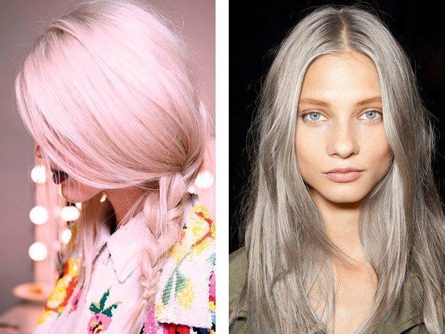 окраска волос для блондинок