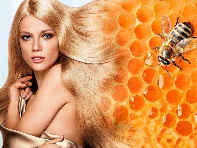 Маски для волос в домашних условиях для укрепления и роста из меда