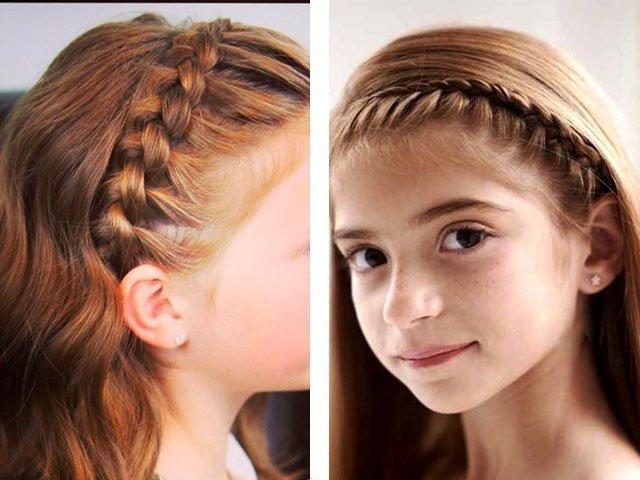 Детские причёски на жидкие волосы Легкие детские прически на каждый день. Варианты