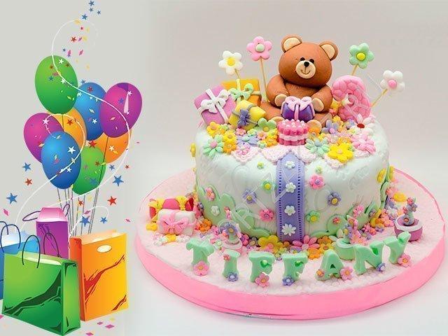 С днем рождения красивые поздравления девочке