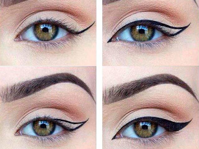 Как правильно сделать макияж для карих глаз поэтапно