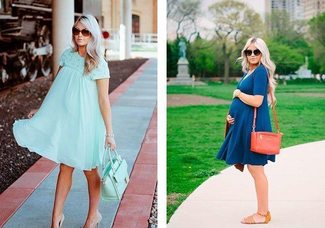 Летние платья 2017-2018 новинки для беременных