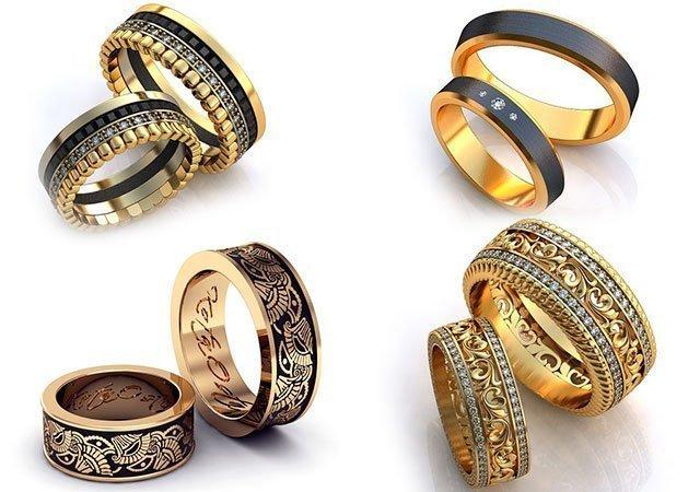 Обручальные кольца челябинск каталог
