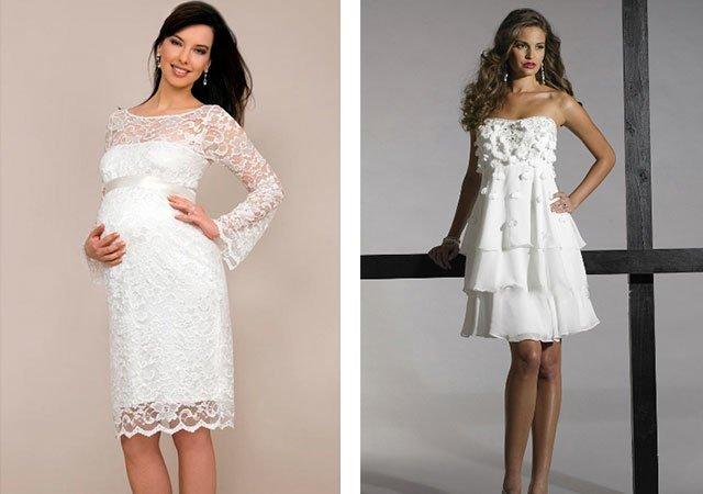 Свадебные платья беременных краснодаре