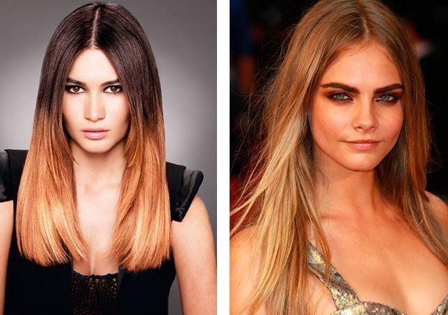 Модная прическа 2016 года женская длинные волосы
