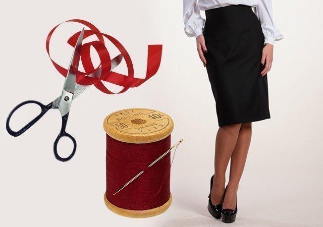 как сшить юбку карандаш пошаговая инструкция для начинающих с фото - фото 3