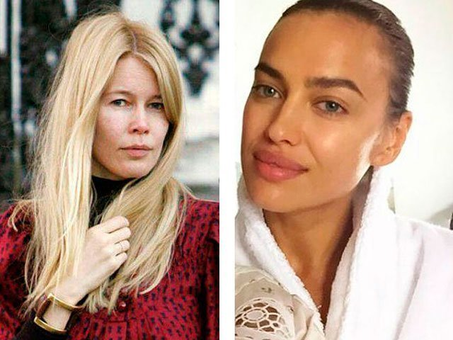 Российские звезды без макияжа 2016 фото
