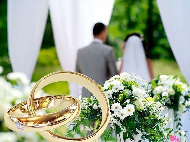 Поздравление на свадьбу красивое трогательное