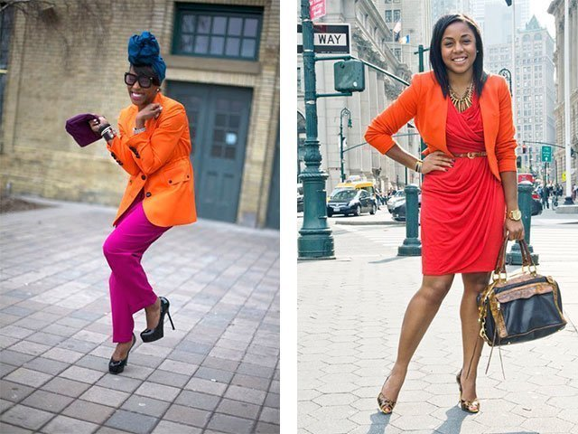 оранжевый-пиджак