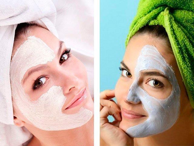 Отбеливающая маска для лица от пигментных пятен