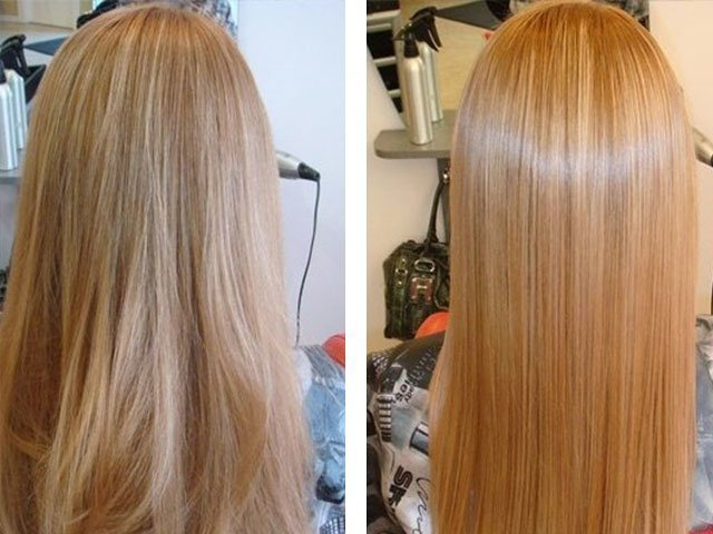Масло миндаля для сухих волос