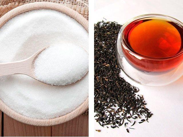 чай-сахар