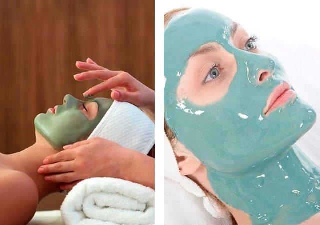 Как сделать себе альгинатную маску 742