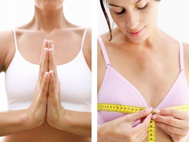 Как увеличить грудь в домашних условиях советы специалистов