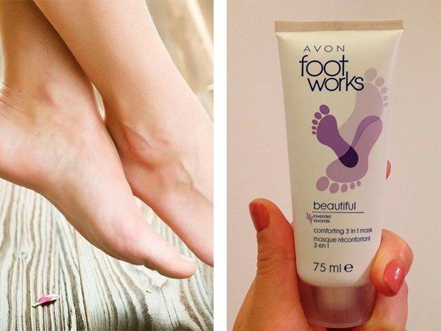 Крема для ног в домашних условиях