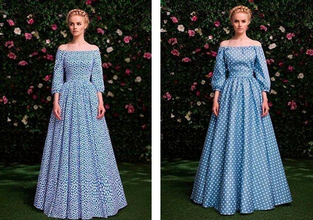 Как сшить платье барышня крестьянка 23