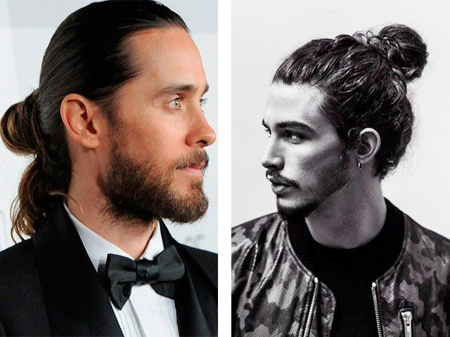 Ленты для волос мужские