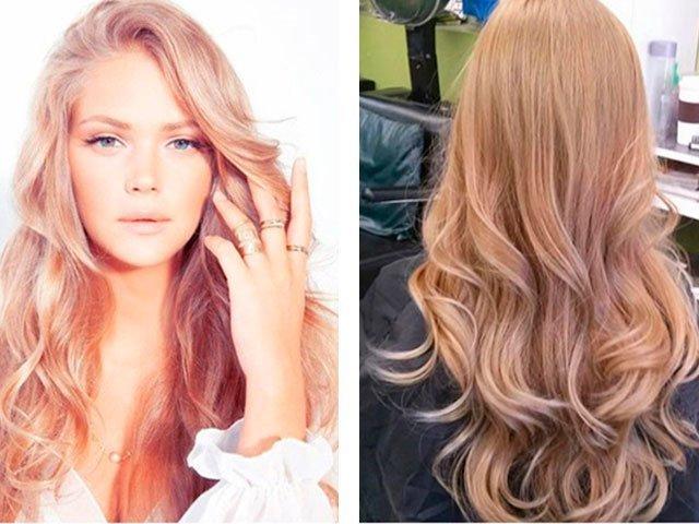 Какой цвет волос актуален в 2017 году