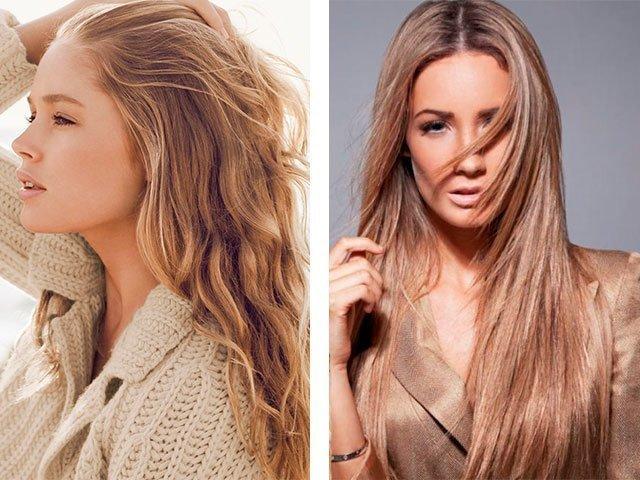 Тренды цвет волос 2017