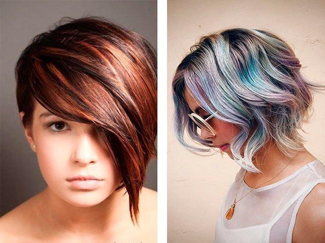 Мелирование волос модный цвет 2017 на темные