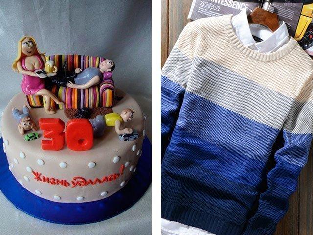 Какой можно сделать подарок на день рождения мужу