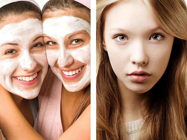очищающая маска для лица с желатином и активированным углем