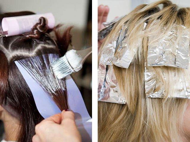 Как покрасить волосы самой омбре