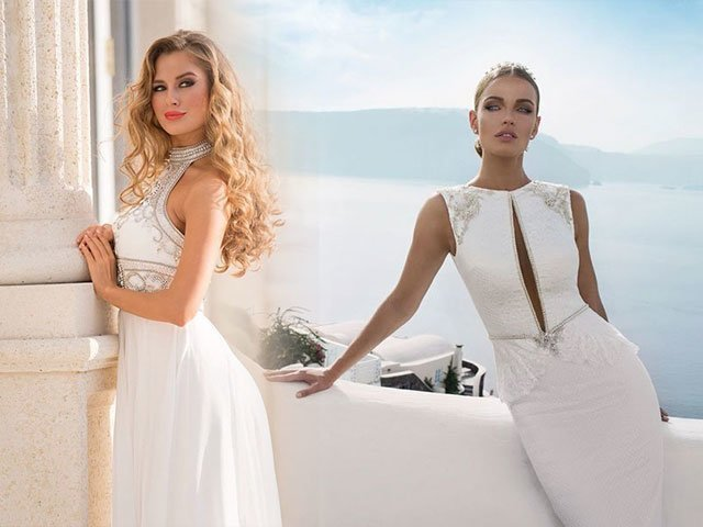 Во сне белое красивое платье