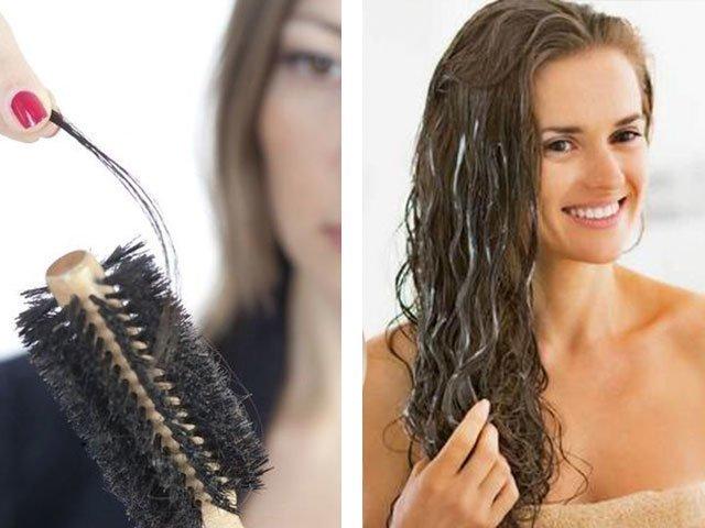 Маски для жирных волос и выпадают