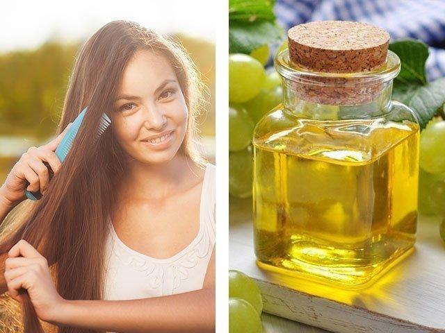 Как быстрее отрастить волосы с помощью репейного масла