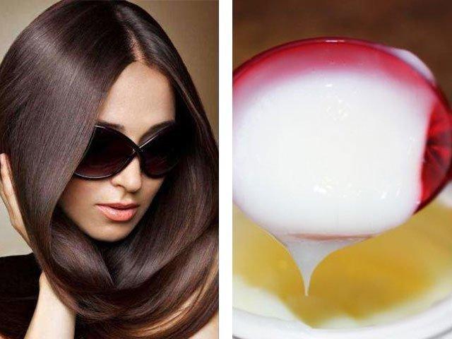Маска для волос восстановление в домашних условиях