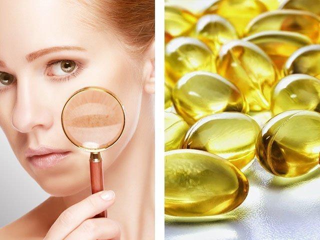 Маски для лица с витамином а и е