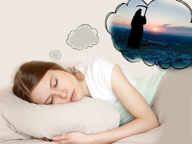 К чему снится своя смерть беременной