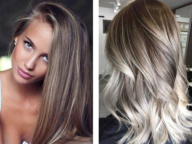 Светло русые волосы в какой цвет можно покрасить