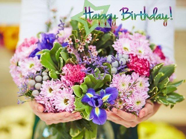 картинки с днём рождения для женщины красивые