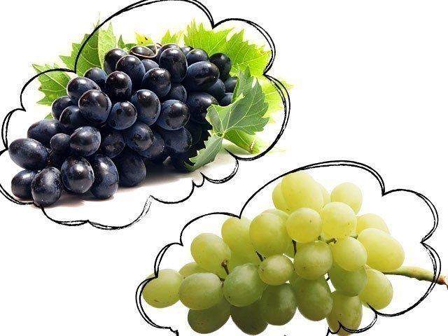 Снится девушке если виноград